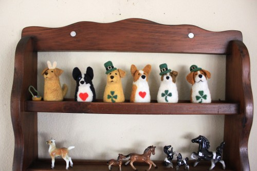 Display your Fiber Friends collection